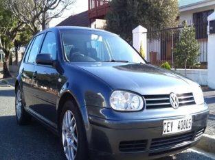 '01 Volkswagen Golf 4 1.8T GTi