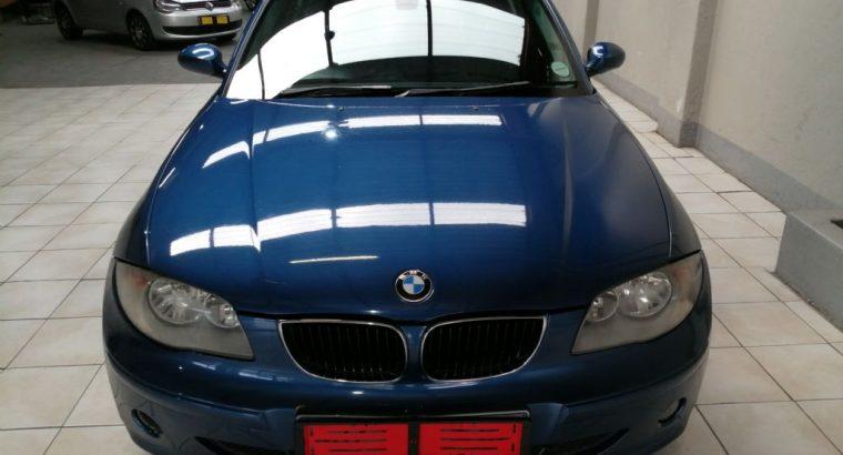 2006 BMW 120i Auto