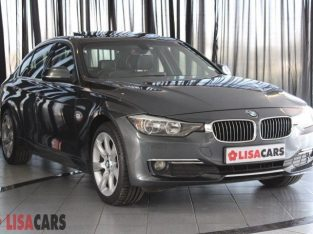 BMW 320D Luxury Line Auto F30