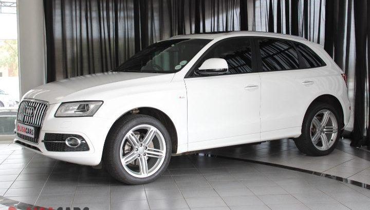 Audi Q5 2.0 TDI S Quattro