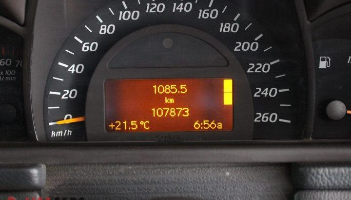 Mercedes Benz C230k Coupe Auto