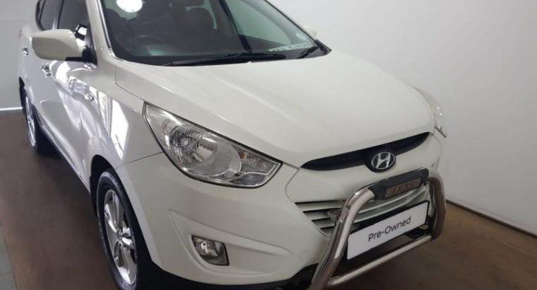 2013 Hyundai ix35 2.0