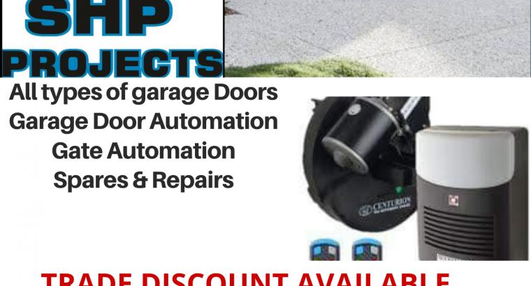 GARAGE DOOR SPECIAL