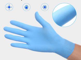 Cranberry Nitrile Gloves