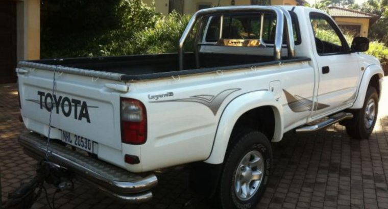 Toyota Hilux 3.0 KZTE Legend 35