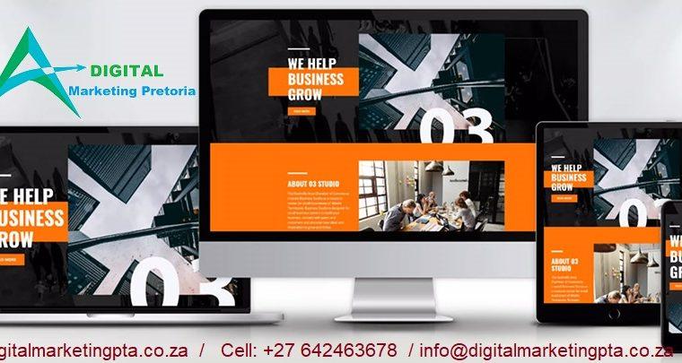 Website Design Company in Johannesburg Near Me in