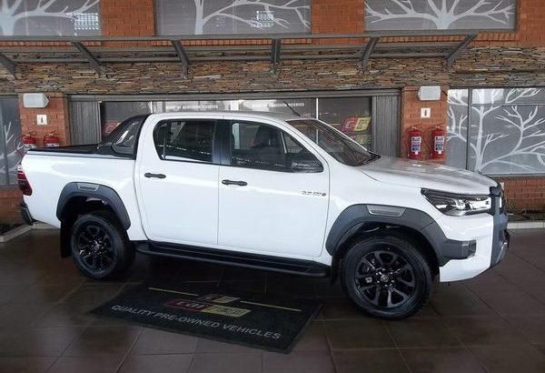 2020 Toyota Hilux 2.8 GD-6 RB Legend RS 4×4 Double