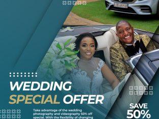 Photography : Wedding Photographer / Videographer