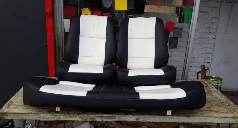 CAR / BAKKIE SEATS UPHOLSTERERS OF QUALITY
