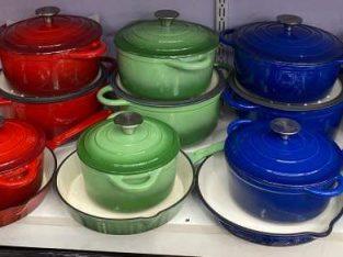 Cast Iron Pot sets