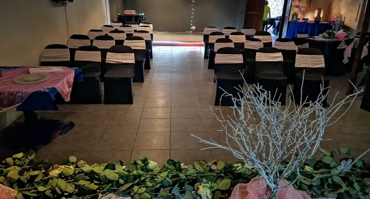 Funeral Service Venue with catering