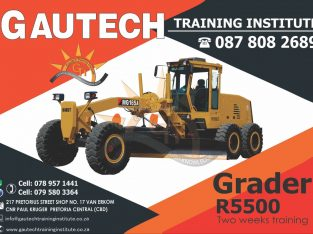 Grader Skills at Gautech