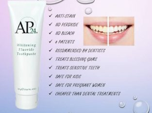 Ap24 Teeth Whitening Toothpaste