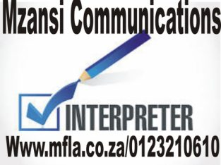 professional interpretation services