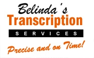 Belinda's Transcription Services