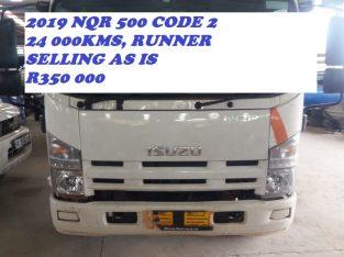 2019 Isuzu NQR 500