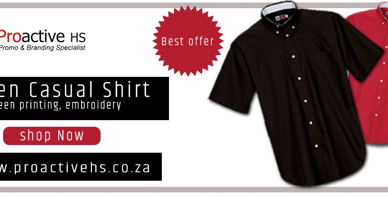 T shirt promotional products