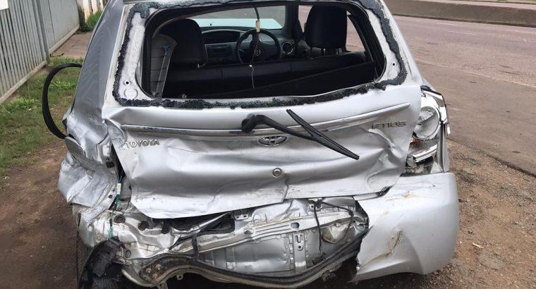 2015 Toyota Etios 1.5 Hatch