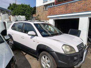 2005 Hyundai Tuscon CRDI