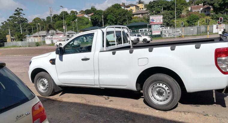 2018 Ford Ranger 2.2 4×2