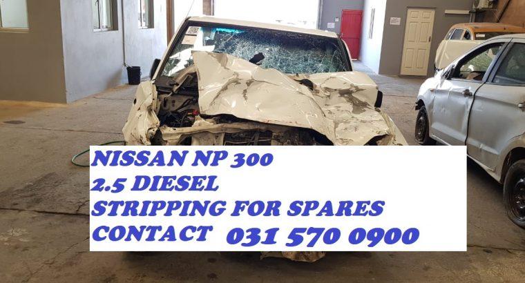 2015 Nissan NP 300 2.5