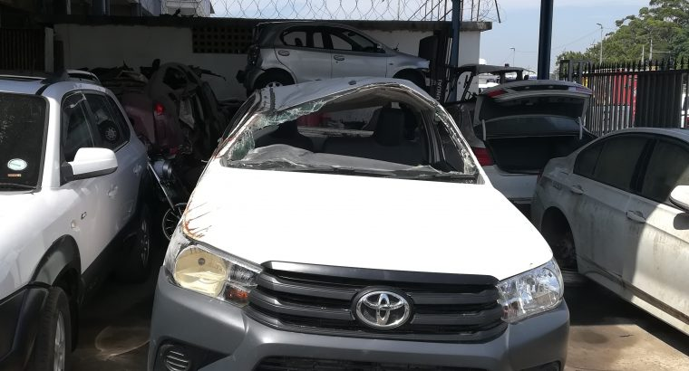 2016 Toyota Hilux GD6 Diesel