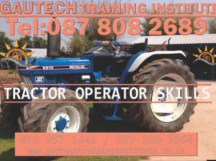 Tipper Truck Training Skills