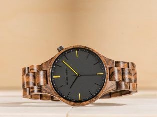 Wooden Watches for Women in South Africa by Woodis