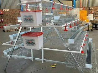 Chicken Layer Cages Call/whatsapp +27 83 245 8210
