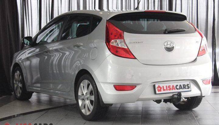 Hyundai Accent 1.6 Fluid Hatch