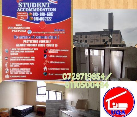 Student Accommodation in Vereeniging