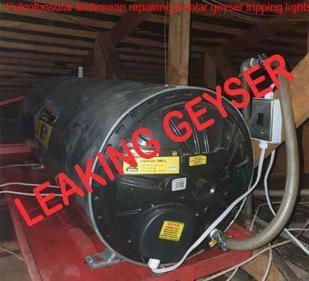 Pretoria east geyser repairs and replacement 07233