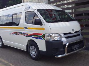 Toyota Quantum 2.5D-4D 16-Seater Sesfikile
