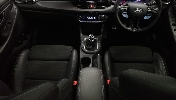 Hyundai I30n Sport