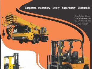 Lifting Machinery Skills