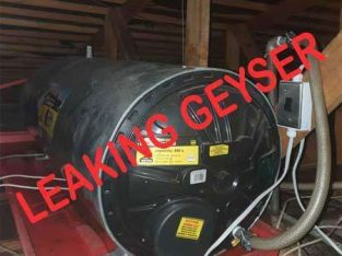 Centurion geyser repairs and replacement 07233280