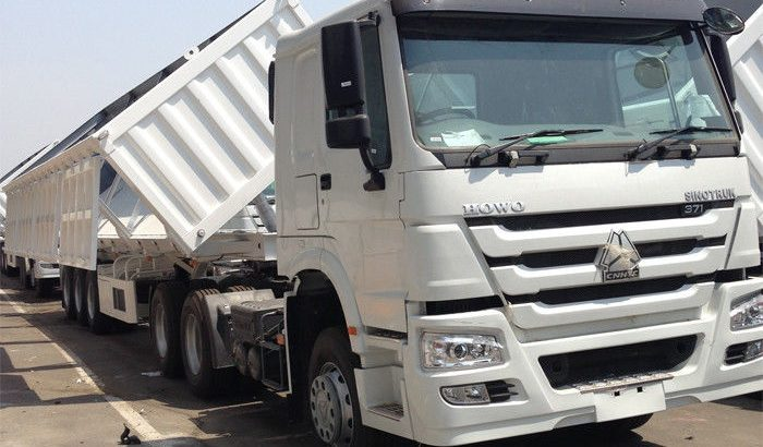 34 TON SIDE TIPPER TRUCKS FOR HIRE 073 483 4329