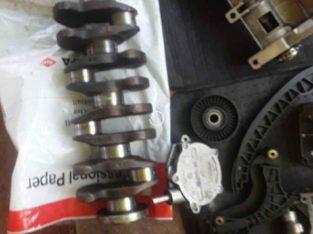 Merdedes Engine parts 0780665167
