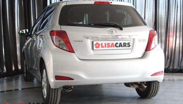 Toyota Yaris 1.0 XR