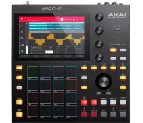 Akai Professional MPC One Standalone Sampler
