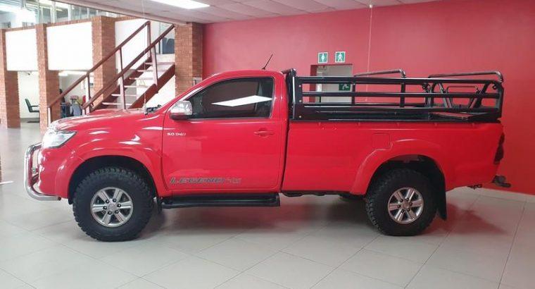 2015 Toyota Hilux 3.0D-4D 4×4 Raider Legend 45